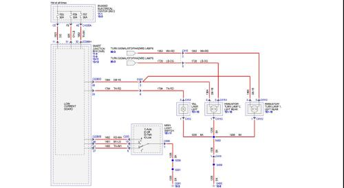 small resolution of tail light wiring diagram pg1 jpg