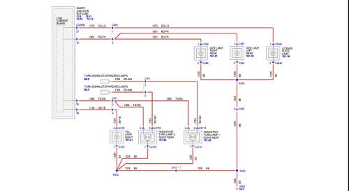 small resolution of ford tail light wiring diagram