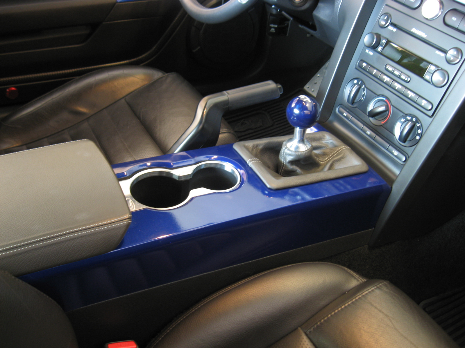 Pics Request Painted DashTrim Pieces The Mustang
