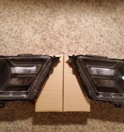 retrofit mustang headlights 2010 2012 loganspc 20150312 230039 jpg  [ 1920 x 1080 Pixel ]