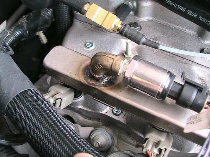 Ford Wiring Diagram Help Needed Installing Afr Boost Fuel Pressure Gauges