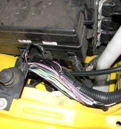 2007 mustang pony grill fog lights install img 2108 v2 jpg  [ 1126 x 845 Pixel ]