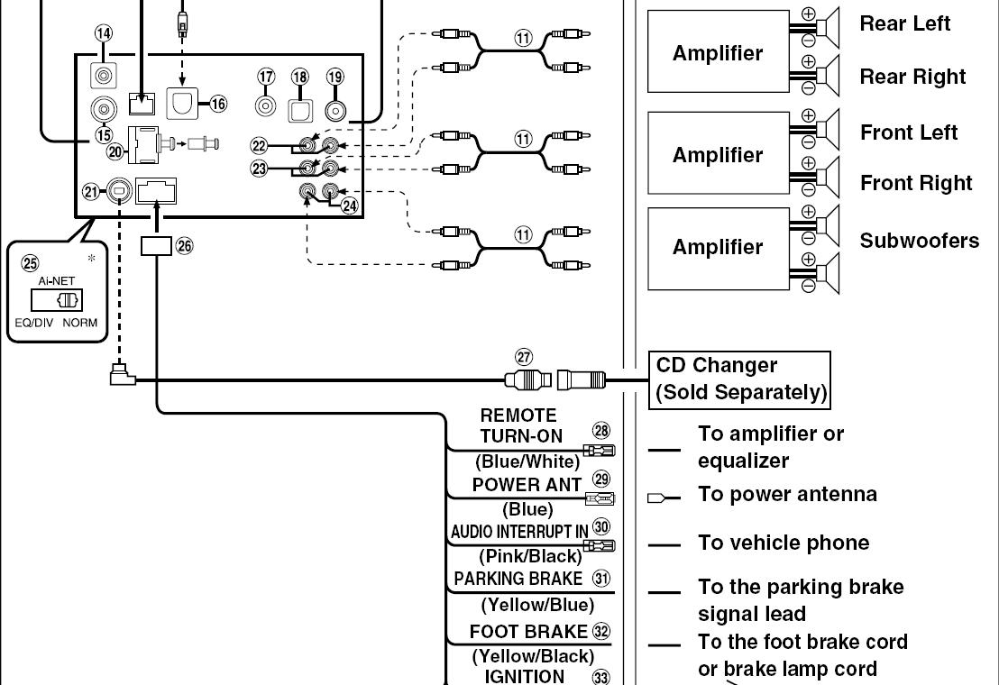 single subwoofer wiring diagram 2006 kenworth t800 headlight alpine (or any other) to shaker 500, what's all needed? - the mustang source ford forums