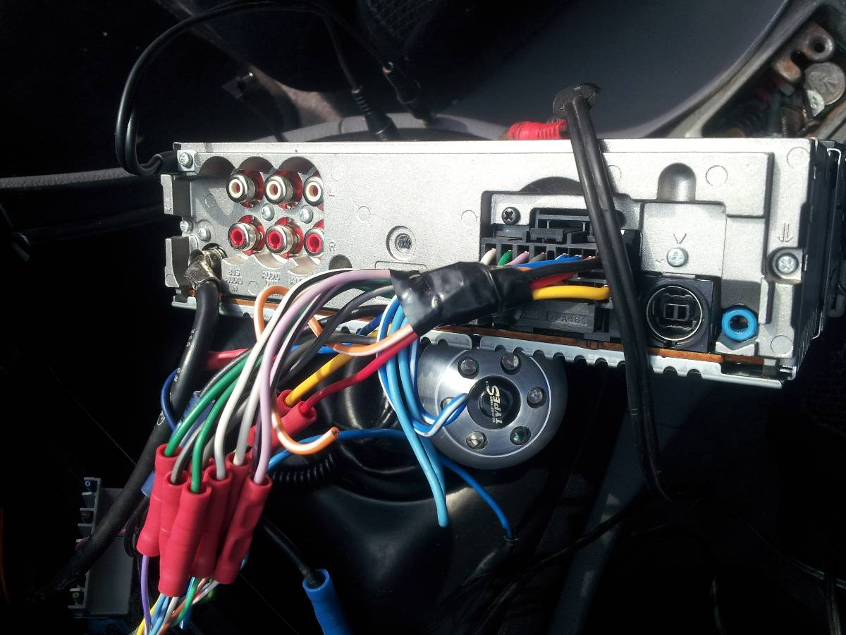 hight resolution of  cdx s2250v serv man3 service manual need help finding out why cd player and aux is not working the rh themustangsource sony pdf for