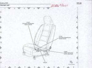 Power & Heated Seat Wiring Info 05 up  The Mustang Source  Ford Mustang Forums