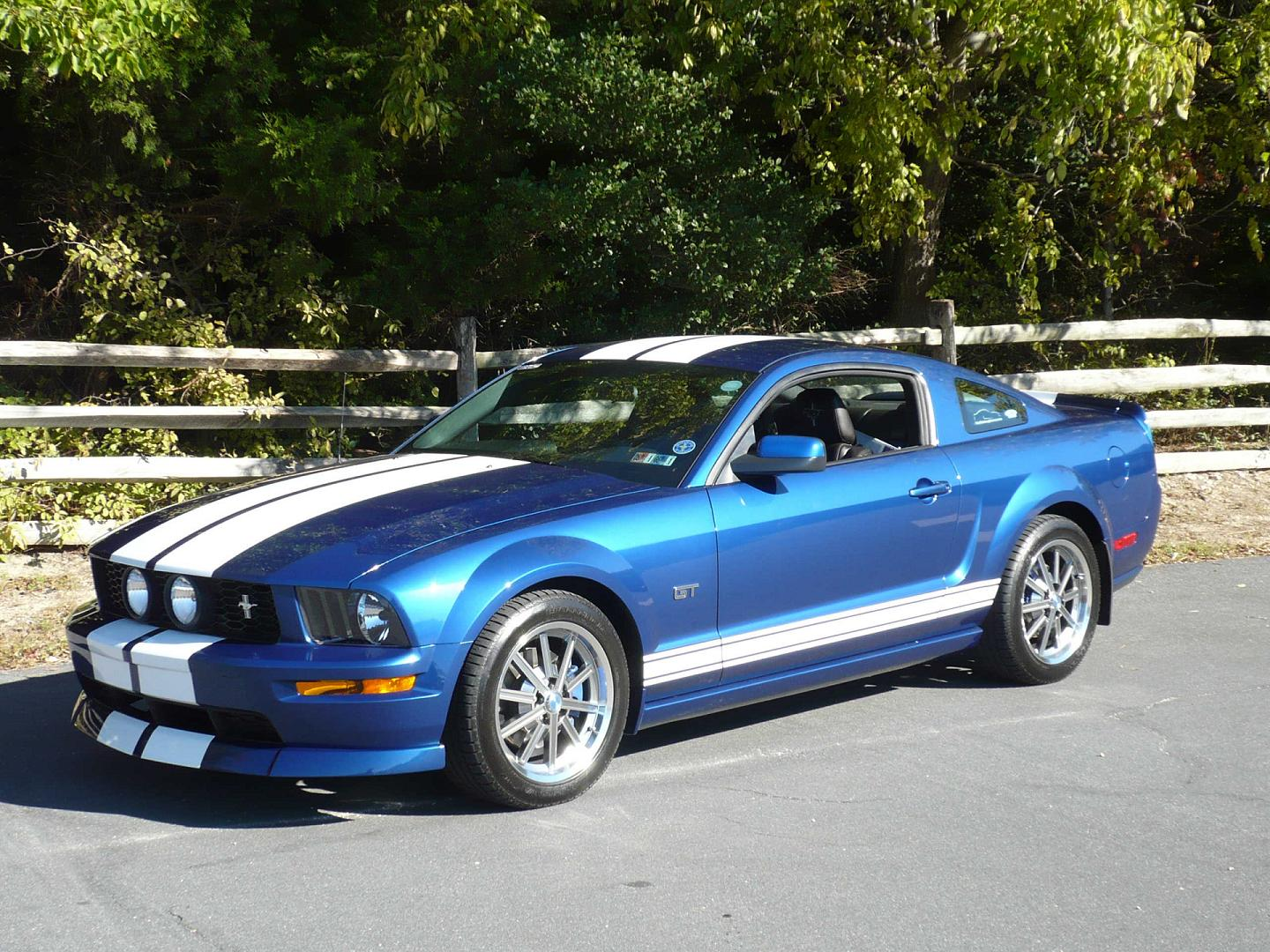 2004 Mustang Modified Gt