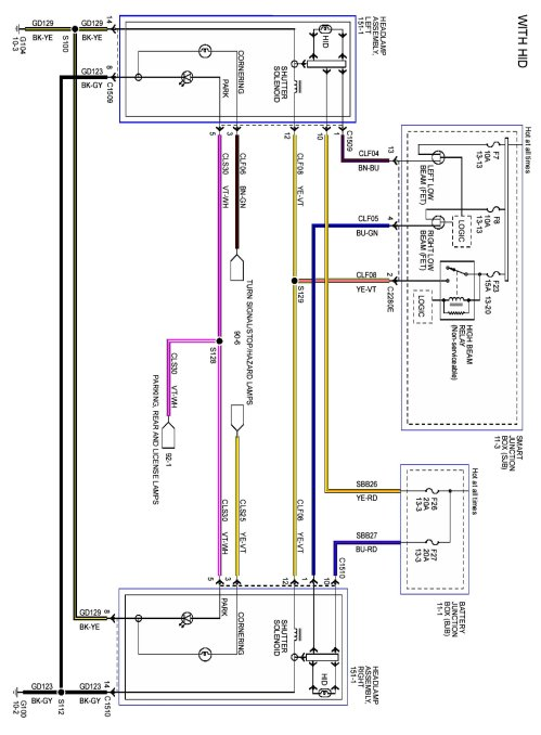 small resolution of 2013 mustang headlights on a 2010 the mustang source ford mustang wiring harness diagram 2013 mustang