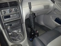 Mustang Rifle Rack! - The Mustang Source - Ford Mustang Forums