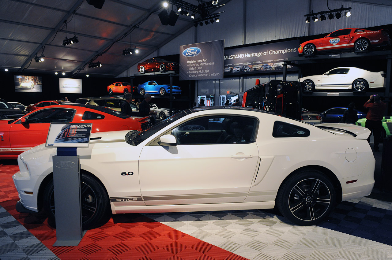 Ford Mustang Gt California