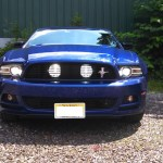 Gt Cs Grille And Fog Light Mod The Mustang Source Ford Mustang Forums
