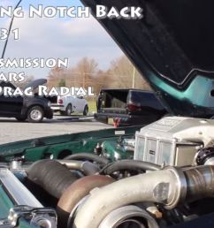 what you see before you is a 1992 ford mustang foxbody notchback with a 331 v8 and a wait for it an 88mm turbo so you know it s fast as hell  [ 1257 x 631 Pixel ]