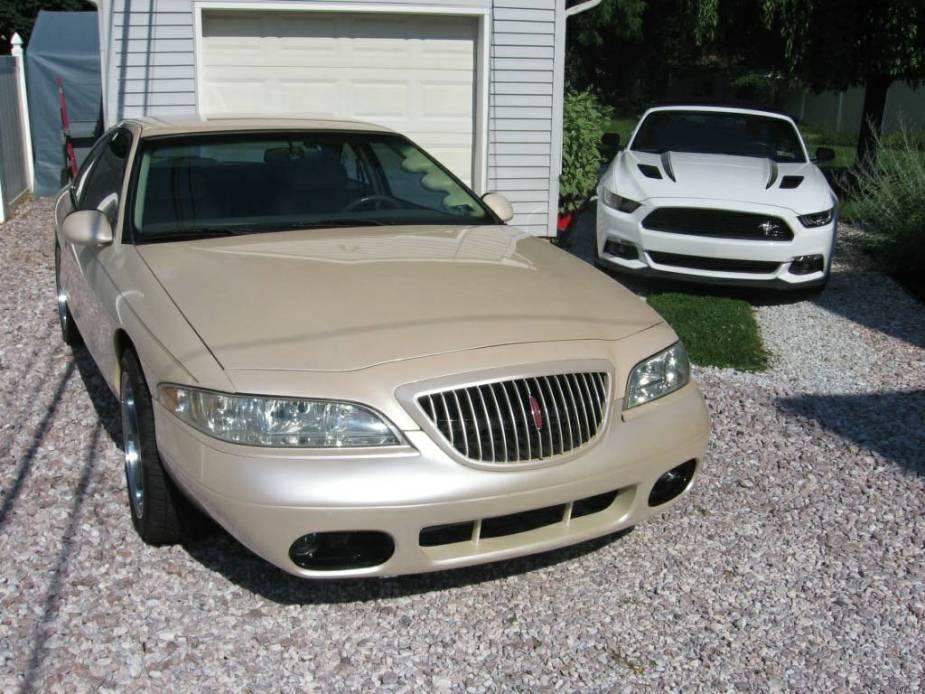 Lincoln Mark VIII Terminator