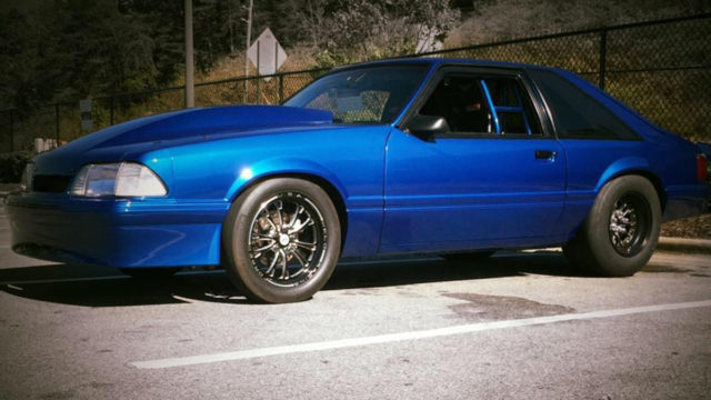 Turbocharged 302 Fox Body