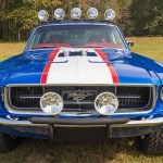 1967 Mustang Rally Fighter