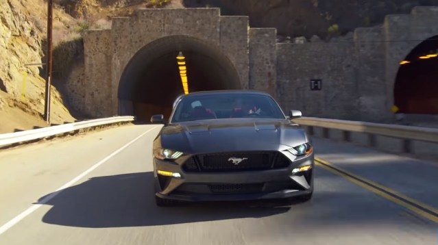 Here's a good look at how the new Mustang GT drives.