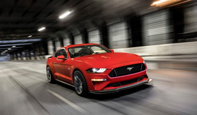 2018 Mustang GT Performance Pack