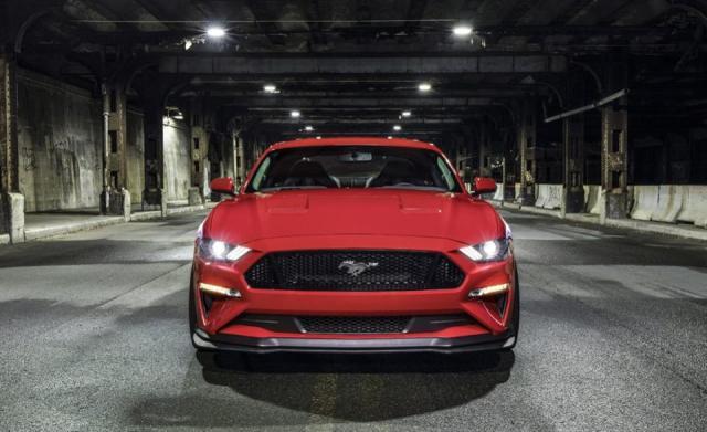 2018 Mustang depreciation