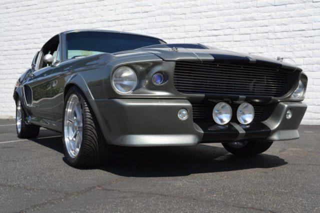 "Gone in 60 Seconds ""Eleanor"" 1967 Mustang."