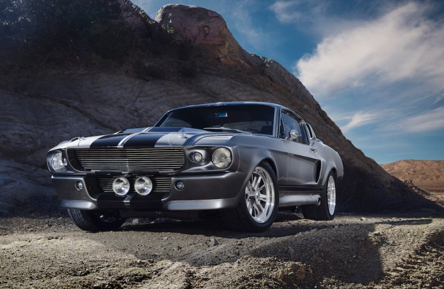 The Mustang Source - Fusion Motor Co. Eleanor