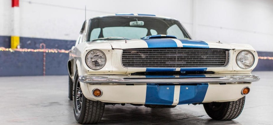 1966 Shelby GT350H Carroll Shelby