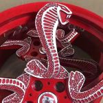 the mustangsource.com Mustang Cobra Rims Wheels