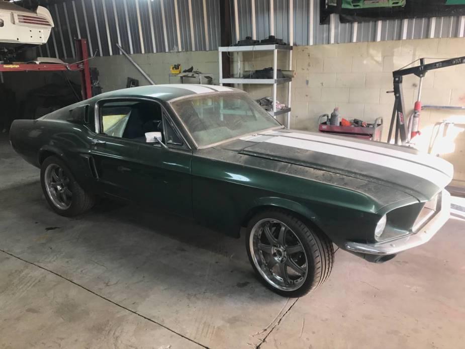 Tokyo Drift Mustang