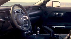 Ford Mustang GT California Special - Interior