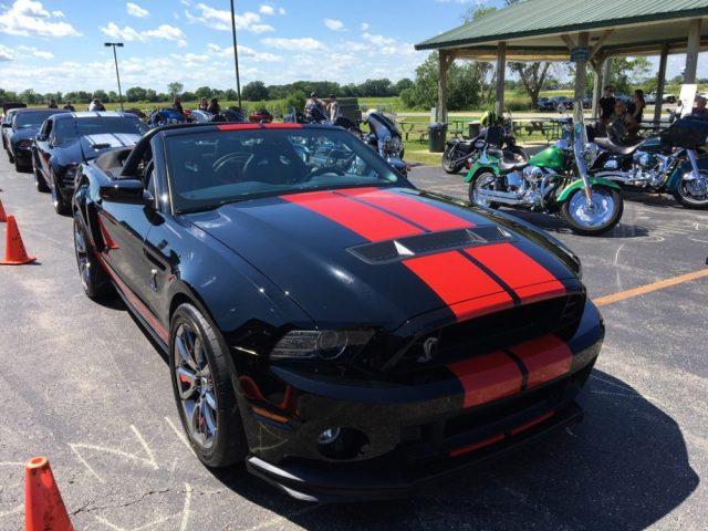 Mustangs and Harleys