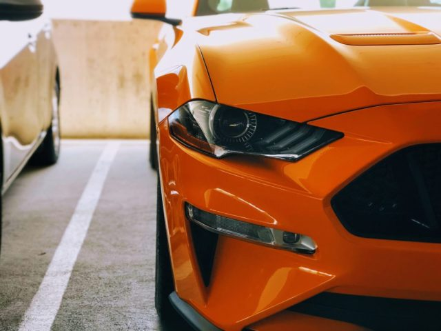 Mustang GT with Performance Pack 1