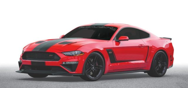 2019 ROUSH Mustang RS3 Photo