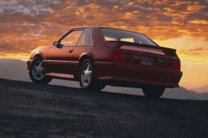 1993 Ford Mustang 5.0.