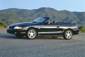 1994 Ford Mustang GT 30th Anniversary edition.