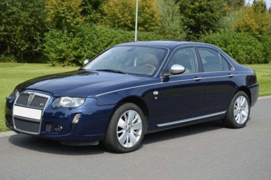 Mustang Powered Rover 75