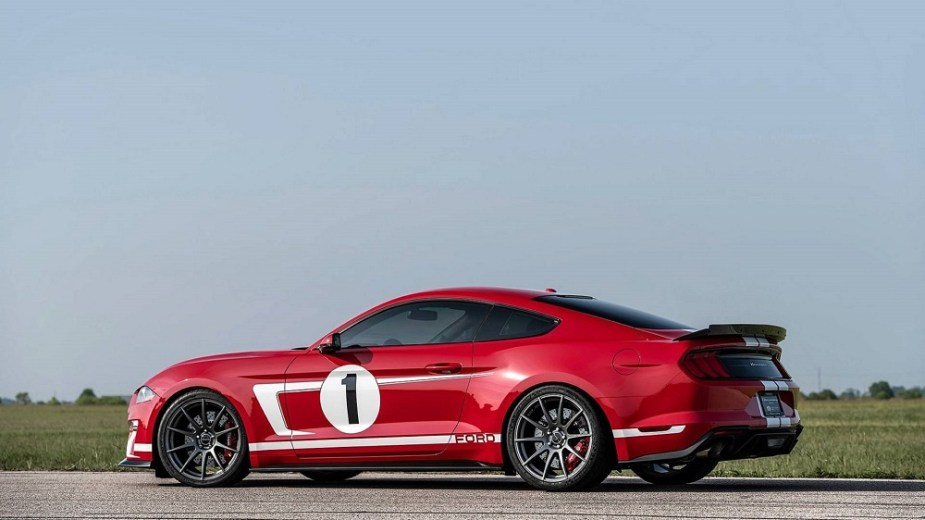 Hennessey Mustang Heritage Edition