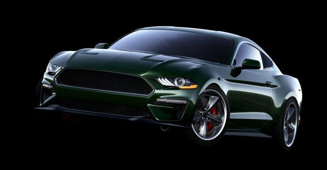 themustangsource.com 2019 Ford Mustang Bullitt by Steeda