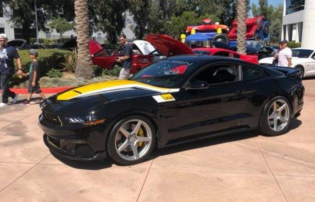 Saleen SA 35 Mustang Front