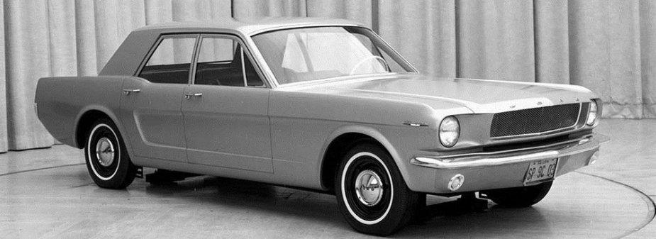 1965 Ford Mustang Sedan