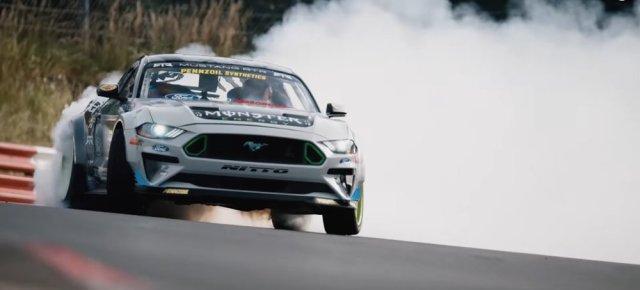 Gittin Mustang Big Smoke