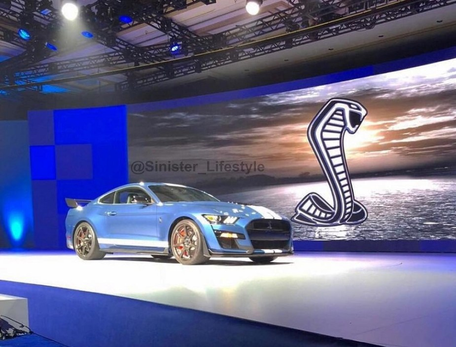 2020 Shelby Gt500 Leaked By Instagrammer The Mustang Source