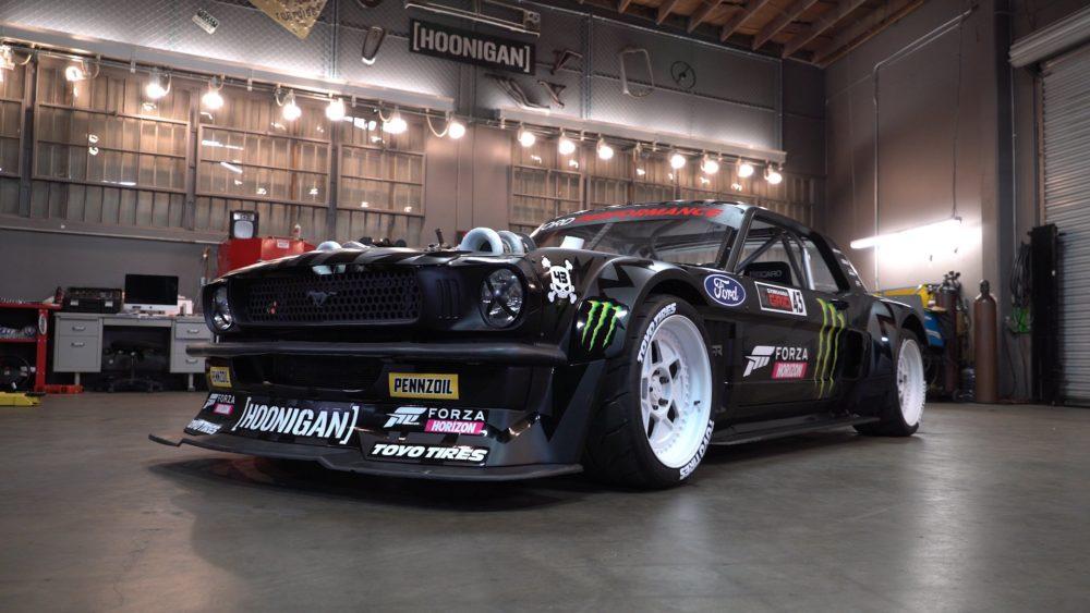 Mustang Hoonicorn V2 Ken Block S 1 400 Hp Titan Dissected
