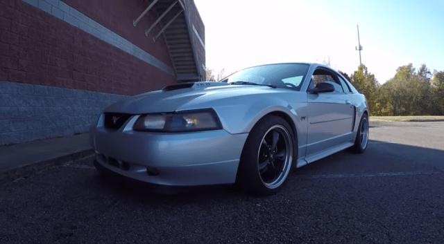 2003 New Edge Mustang