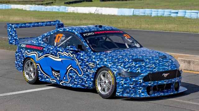 Mustang Supercar - 2019 Australian Supercars Series