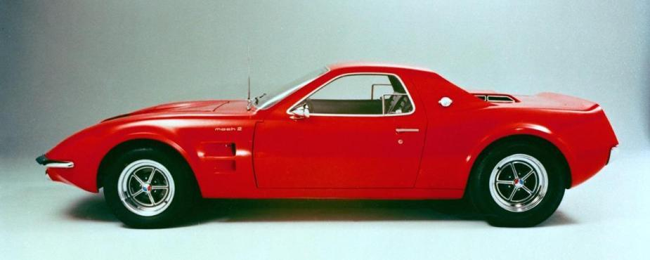 Mustang Mach 2 Concept