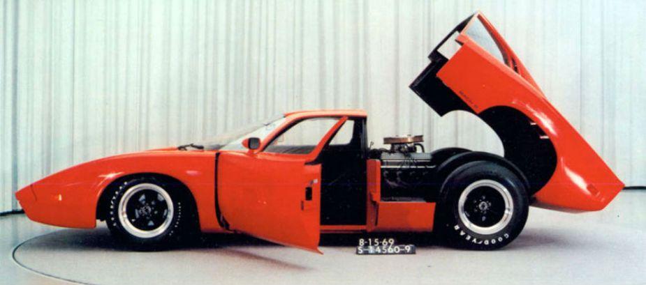 Mustang Mach 2C Concept