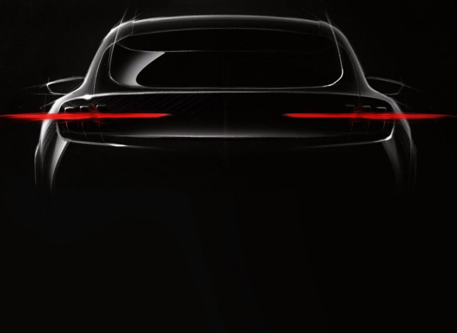 Future Mustang 2020