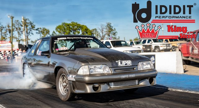 Mustang NMRA King of the Street Lead