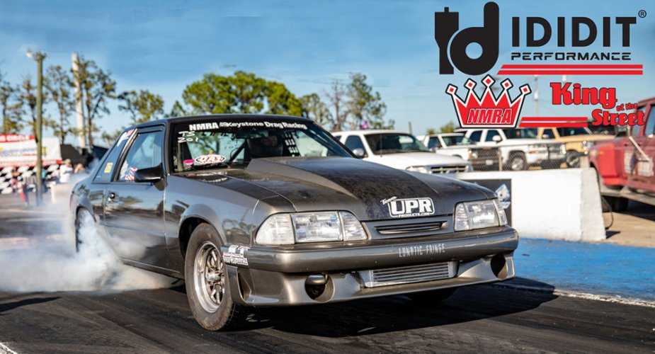 Mustang NMRA King of the Street Lead
