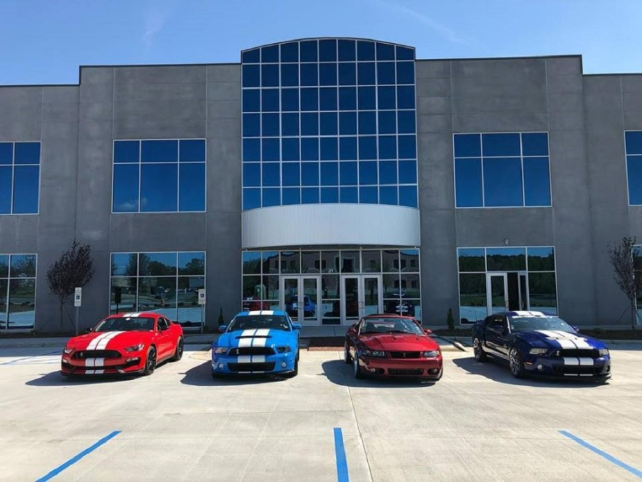 Mustang Owners Museum