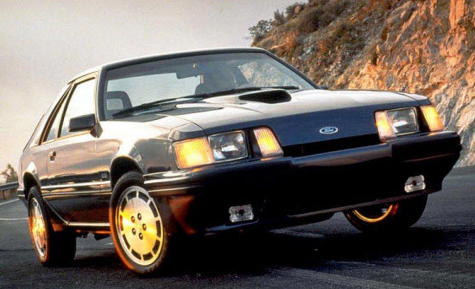 SVO Mustang