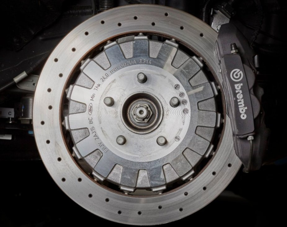 Shelby Brakes